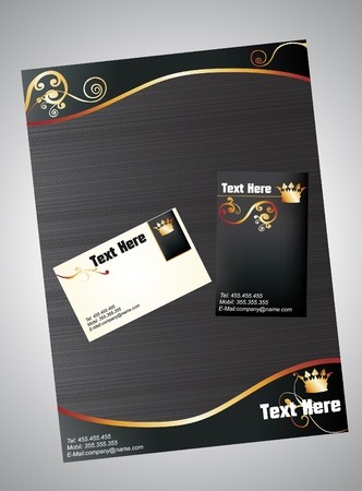 new company: Business templates