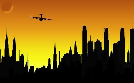 boeing: airplane flying in sky