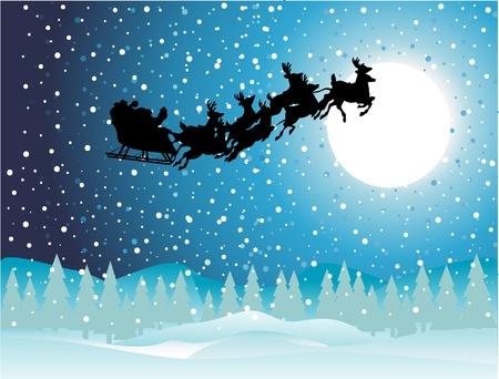 Santa Claus Stock Vector - 8974200