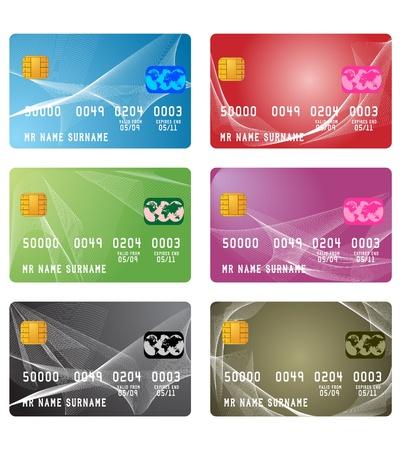valid: credit card Illustration