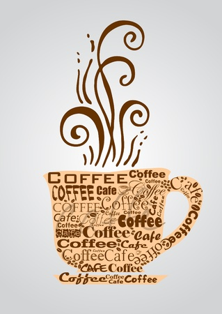 brewed: Cup of coffee