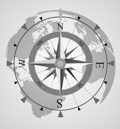 vector compass