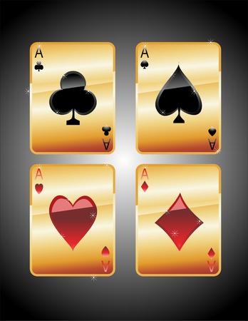 aces: 4 aces