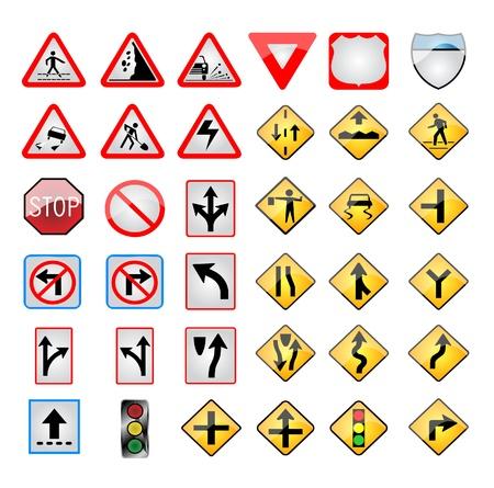 trafic: Trafic signs