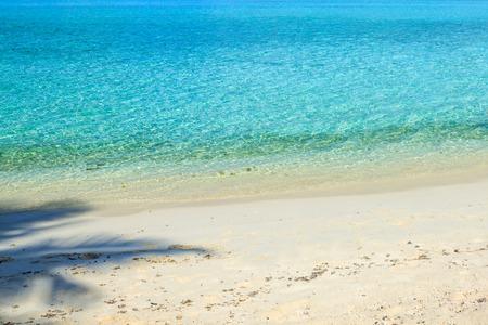 polynesia: Matira beach in Bora Bora, French Polynesia