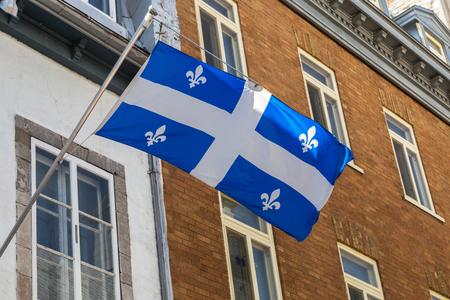 quebec: Quebec flag
