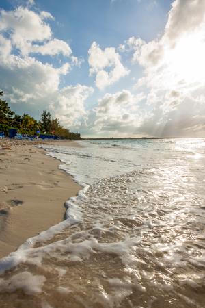 carribean: beach in the Carribean