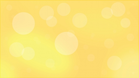 bubble background: Yellow Bubble Background