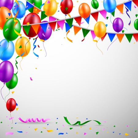 globos de cumpleaños: Globo del cumpleaños