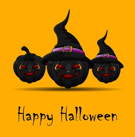 halloween: Happy Halloween Illustration