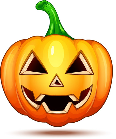Pumpkin emoticon characters
