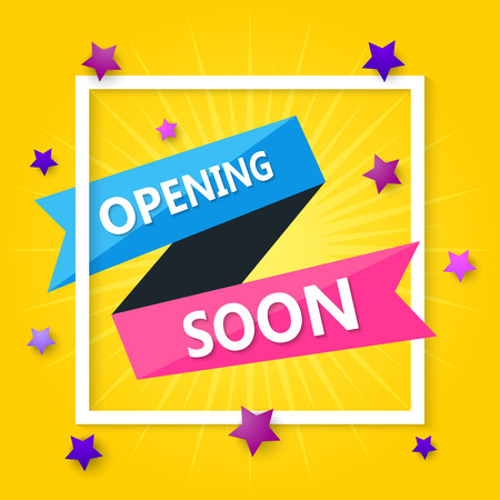 Opening soon composition