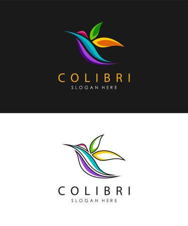 illustration of Cilibri bird logo