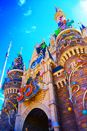 funy: Disneyland Japan