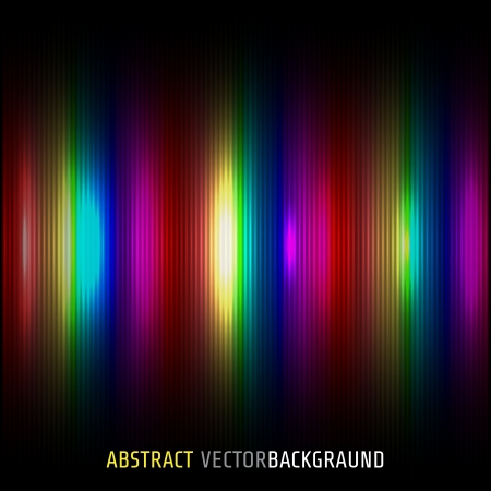 Vector colorful background Vector