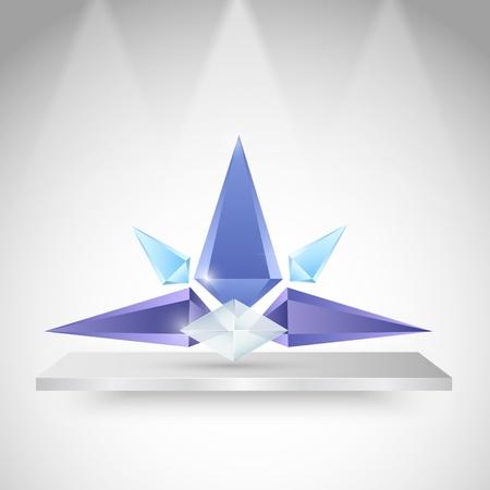 Modern geometric design Stock Vector - 18770151