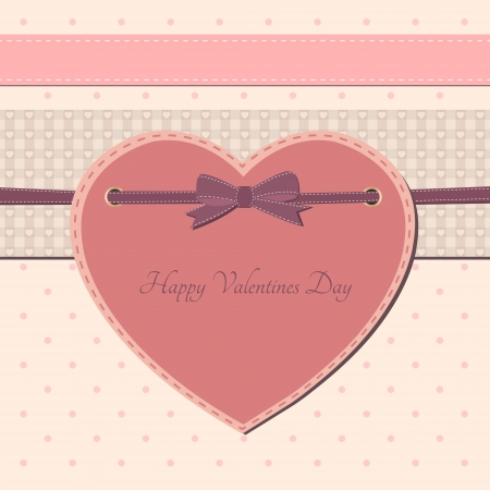 Valentine day vector Vector