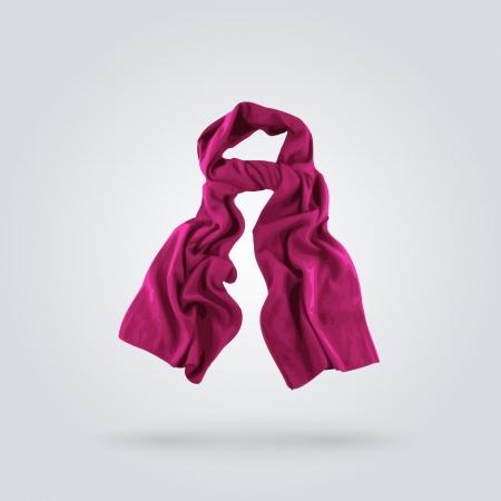 scarf details.