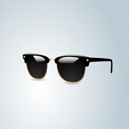 Sunglasses illustration. Stock Vector - 19229125