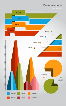 Infographic Elements Stock Vector - 19274186