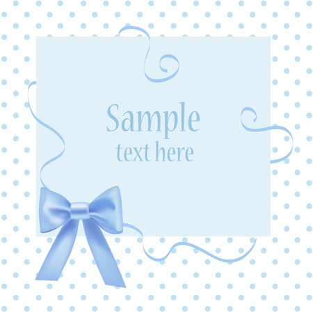 Greeting card with place for your text. Vector. Vector