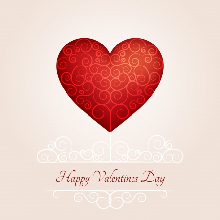 valentine day vector  Stock Vector - 19330973