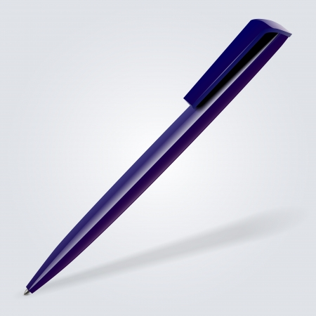 Vector illustration of a pen Stock Vector - 19347241