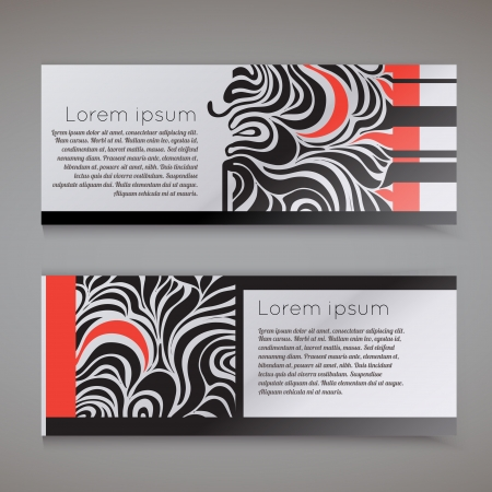 Template for Business Card