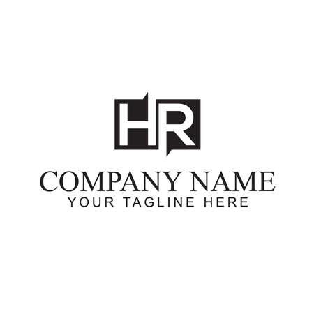 HR Logo Ilustração