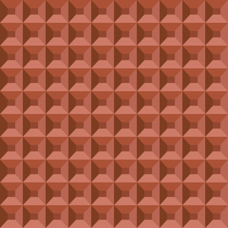 Astratto geometrico senza soluzione di continuit� fatta di piramidi ripetono