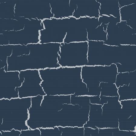Astratto crepe orizzontali senza soluzione di continuit� nei colori blu scuro