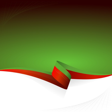 drapeau portugal: Résumé vecteur de couleur fond de drapeau portugais Illustration