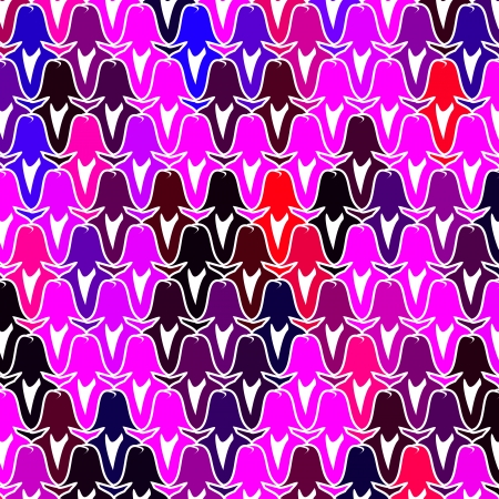 faction: Colorful business group seamless abstract vector background Illustration