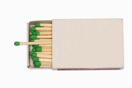 matchbox: matchbox isolated Stock Photo