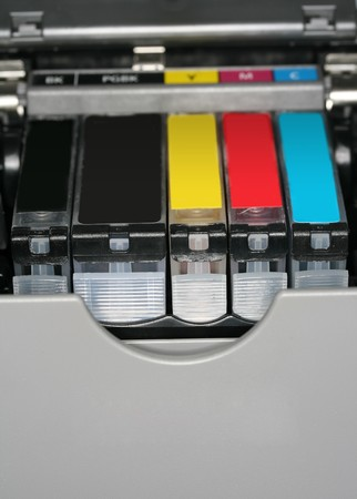 cartridges Stock Photo - 4145661