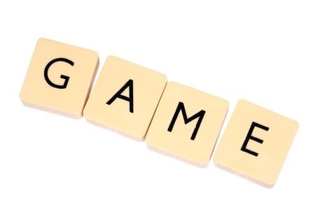noun: game Stock Photo
