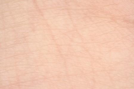 wrinkly: human skin texture