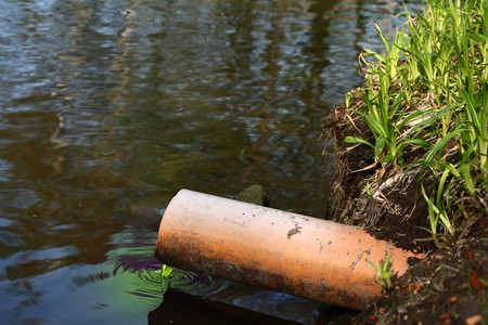sewage photo