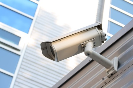 security camera Stock Photo - 4150983