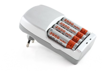nimh: battery charger isolated