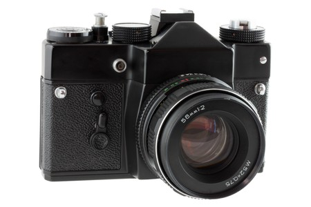 ttl: old camera isolated
