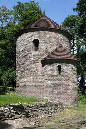 rotunda: Rotunda in Cieszyn, Poland