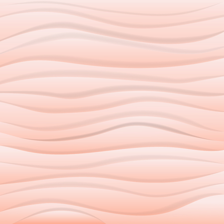 multilevel: Abstract background with multilevel surfaces, light stripes wave simulation, material design