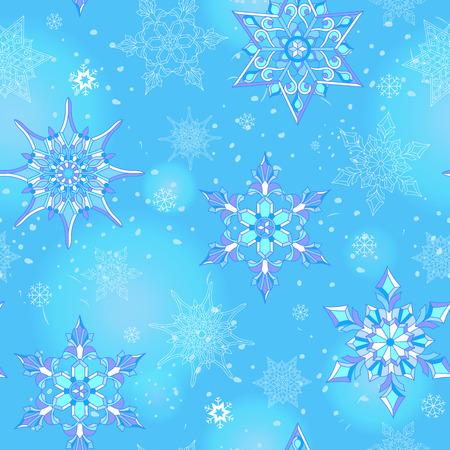 Snowflakes icon.