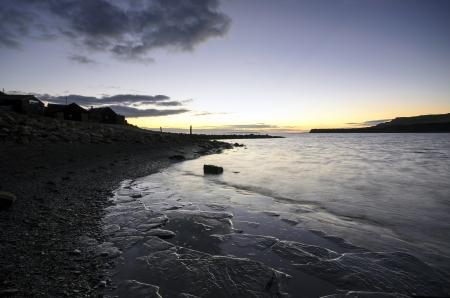 Kimmeridge Bay on Dorset's Jurassic coast Stock Photo - 17094400