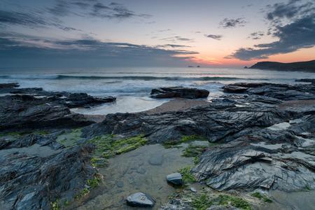 booby: Booby s Bay on the north Cornwall coast