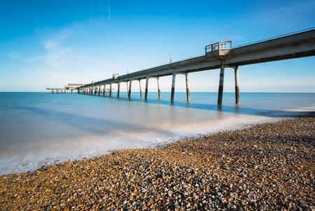 deal in: Seaside pier at deal in Kent