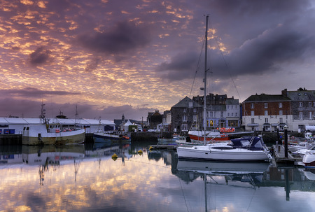 Padstow in Cornwall photo