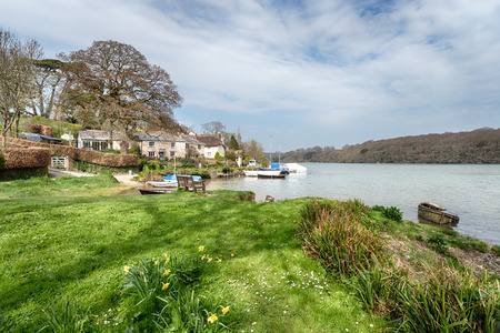clement: St Clement, a small picturesque hamlet on thebanks of the Tresillian River just outside of Truro
