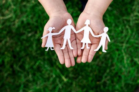 家族: 家族 写真素材